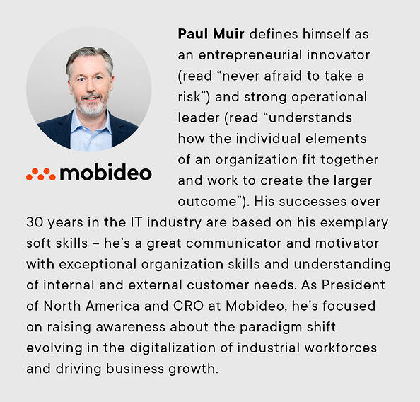 Paul Muir - Mobideo - 2