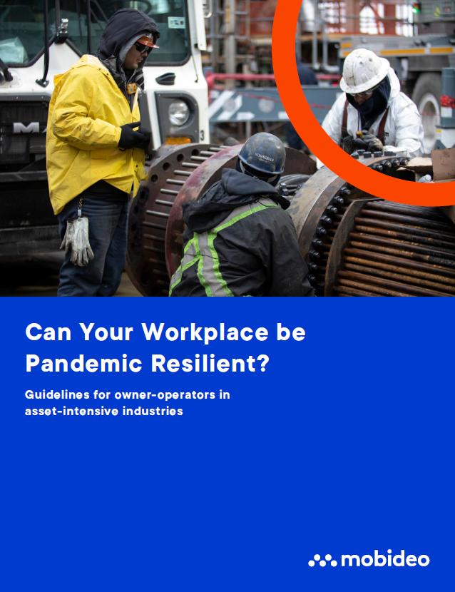Pandemic Guidebook - Cover image